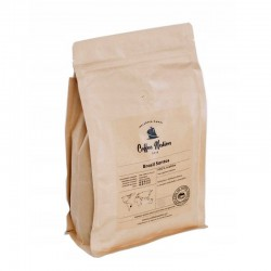 Kawa ziarnista Coffee Nation Brasil Santos 250 g