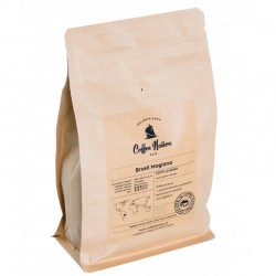Kawa ziarnista Coffee Nation Brasil Mogiana 500 g