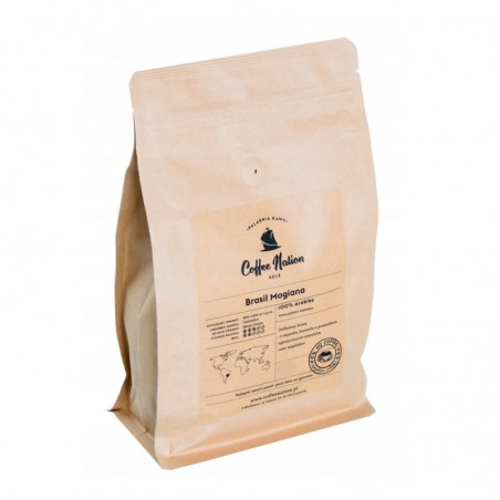 Ethiopia Sidamo Kawa Ziarnista Coffee Nation 500 g