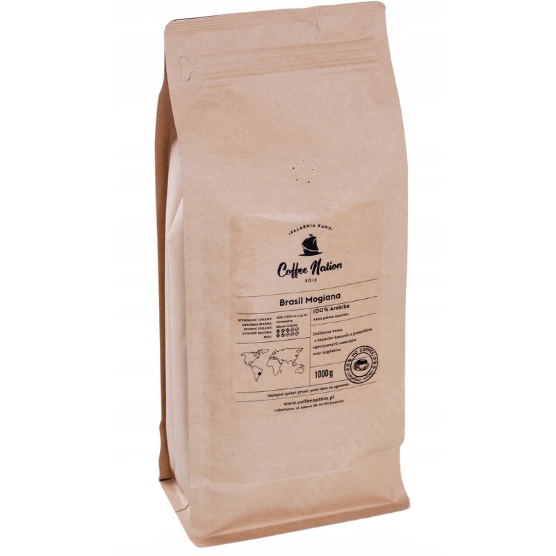 Kawa Ziarnista Coffee Nation Gwatemala 500 g