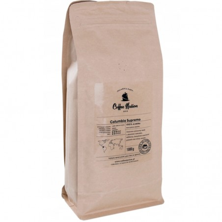 Kawa Ziarnista Coffee Nation Brasil Mogiana 250 g