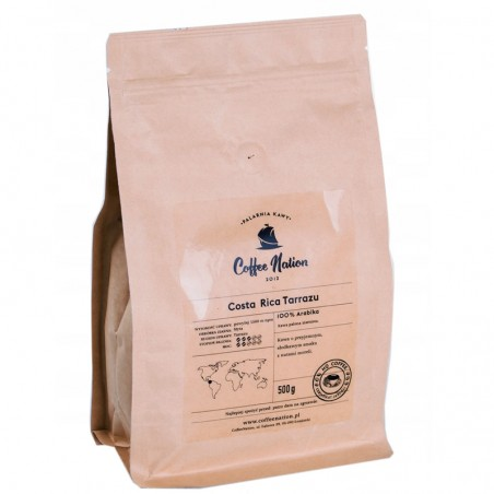 Kawa Ziarnista Coffee Nation Columbia Supremo 250 g