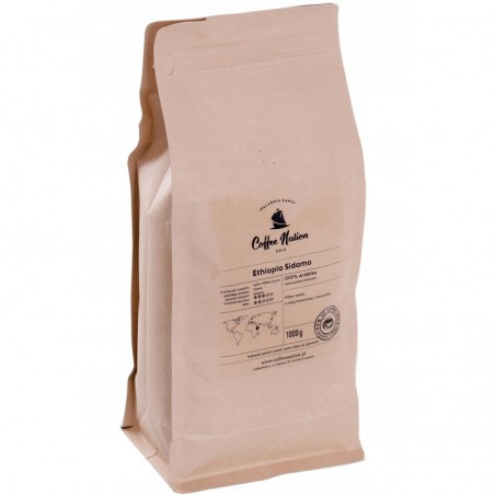 Costa Rica Kawa Ziarnista Coffee Nation 250 g