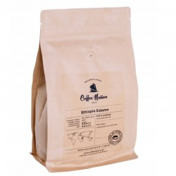 Kawa ziarnista Coffee Nation Ethiopia Sidamo 500 g
