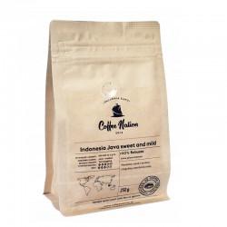 Kawa ziarnista Coffee Nation Java-Indonesia 250 g