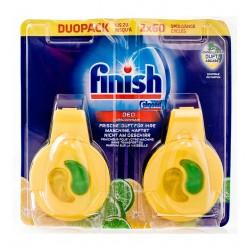 2 x Zapach Finish Odświeżacz do Zmywarki Lemon