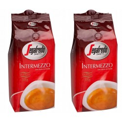 Kawa ziarnista Segafredo Intermezzo 2 x 500 g