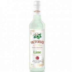 Victoria Cymes Limonka syrop barmański do kawy i drinków...