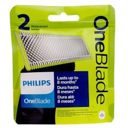 Philips Ostrza wymienne QP220/55 OneBlade QP6510 2 szt