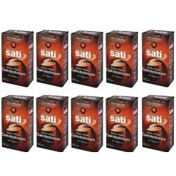 10 x 250 g Cafe Sati czekoladowa kawa mielona