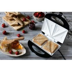 Opiekacz Sandwich do kanapek Camry CR 3018 powłoka...