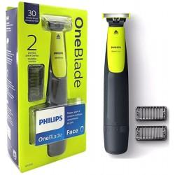 Golarka Philips OneBlade QP2510/10 - 2 nasadki