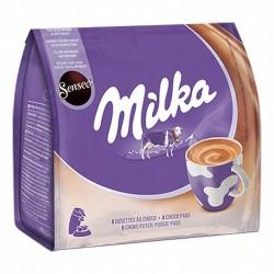 Czekolada Milka Choco Drink do Senseo - saszetki 8 sztuk