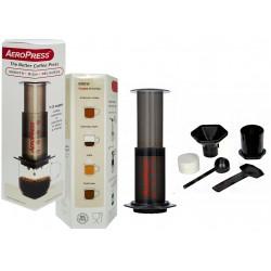 Aeropress AEROBIE - zaparzacz do kawy z filtrami