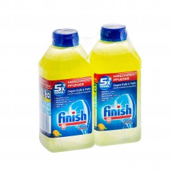 Czyścik do Zmywarki Lemon Finish 2 x 250ml