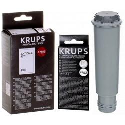 Zestaw Krups Odkamieniacz F054 +Tabletki XS3000 + Fitr F088