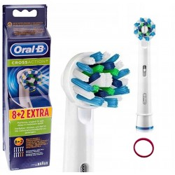 Końcówki do szczoteczki elektrycznej Oral-B CrossAction...