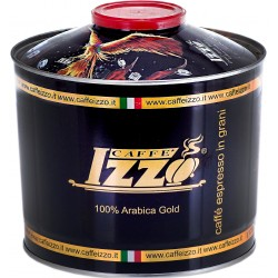 Kawa ziarnista Izzo Gold Caffe 100 % Arabica Gold 1 kg