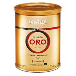 Kawa Mielona Lavazza Puszka Qualita Oro 250 g