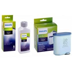Philips Saeco Odkamieniacz CA6700/10 250 ml + Filtr wody...