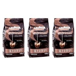 Zestaw Kawa Ziarnista Lavazza Caffe Espresso 3 x 1kg