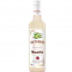 Victoria Cymes Wanilia syrop barmański do kawy i drinków...