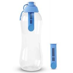 Butelka niebiańska DAFI 0,7L - 2 szt filtr wkład